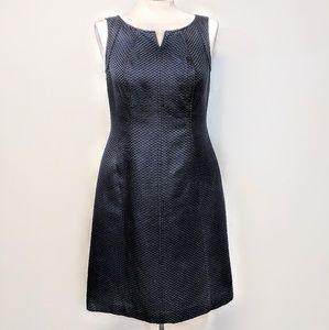 Talbots Textured Stretch Dress